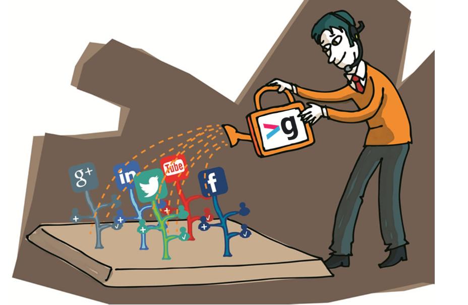 Descubre cómo utilizar las redes sociales para una correcta atención al cliente