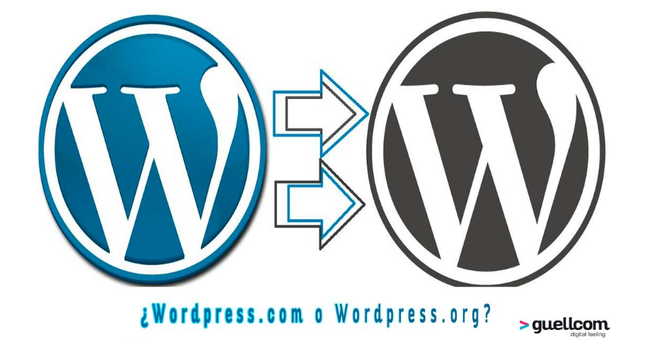¿WordPress.com o WordPress.org?