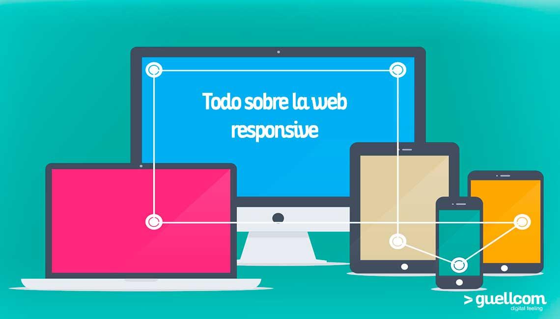 Todo sobre la web responsive