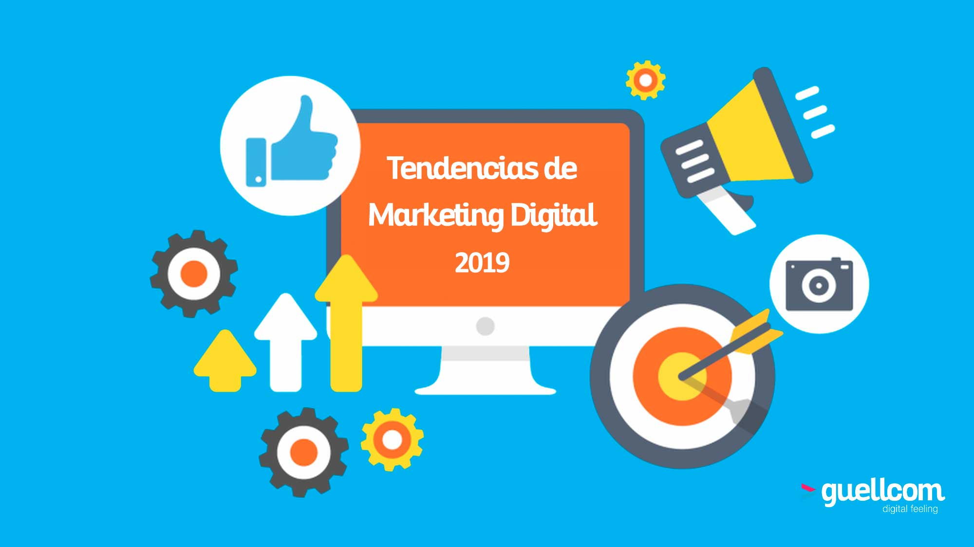 10 Tendencias de Marketing Digital 2019